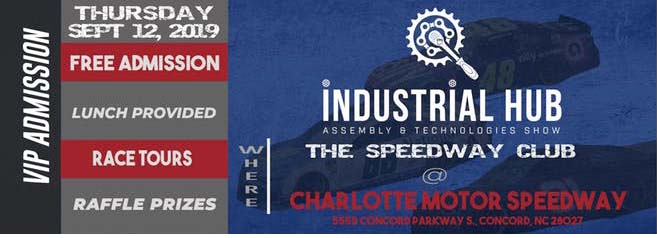 Industrial Hub Assembly and Tech Show 2019